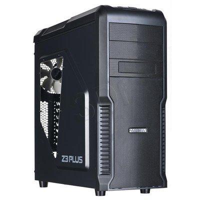 OBUDOWA ZALMAN Z3 PLUS - USB3.0 - CZARNA