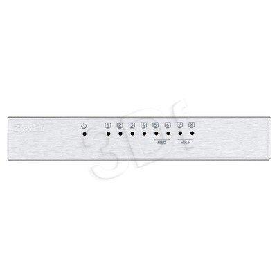 Switch Zyxel GS-108BV3 8x1Gb/s
