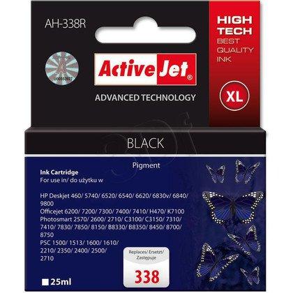 ActiveJet AH-338R (AH-765) tusz czarny do drukarki HP (zamiennik HP 338 C8765E)