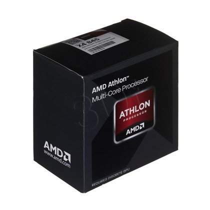 Procesor AMD Athlon X4 845 3500MHz FM2+ Box
