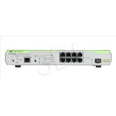 Allied AT-GS908M CentreCOM® Layer 2 GLan Switch