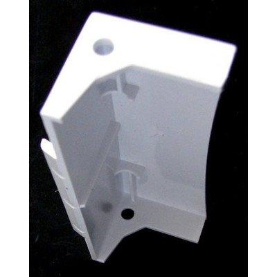 Uchwyt drzwiczek zamrażarki górnej do lodówki Gorenje (377502)