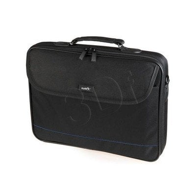 TORBA NOTEBOOK NATEC IMPALA BLACK-BLUE 15,6""