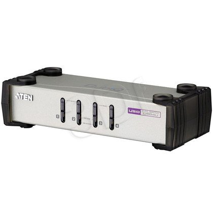 ATEN KVM 4/1 CS-84U USB/PS2 Master Desktop CS-84U