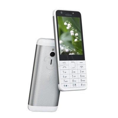 "Telefon Nokia 230 Dual Sim 2,8"" srebrny"