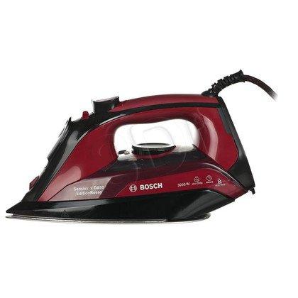 Żelazko Bosch TDA503011P(3000W /czarno-czerwony)