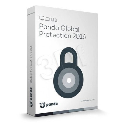 Panda Global Protection 2016 ESD 3PC/24M