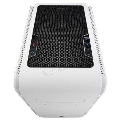 OBUDOWA AEROCOOL DS CUBE WHITE USB3.0 - BIAŁA