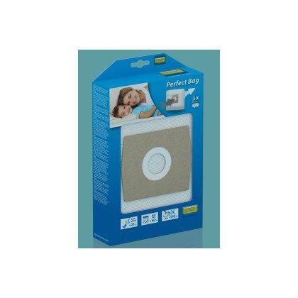 Worki De Longhi Quick XTSS - 6 szt. + filtr (EMB409K)