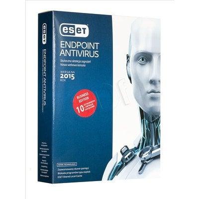 ESET Endpoint Antivirus - 10 STAN/12M