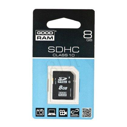 SECURE DIGITAL 8GB GOODRAM class 10