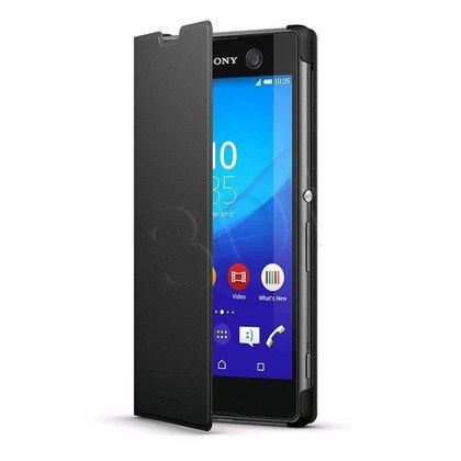 "Sony Etui do telefonu SCR48 5"" Xperia M5 czarne"