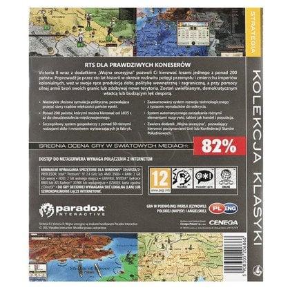Gra PC PKK Victoria 2 Złota Edycja