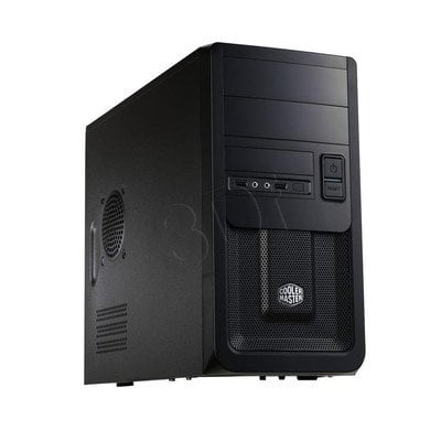 COOLER MASTER OBUDOWA ELITE 343 MIDI TOWER M-ATX, USB 2.0