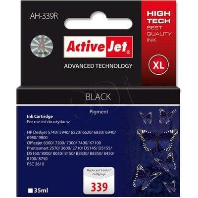 ActiveJet AH-339R (AH-767) tusz czarny do drukarki HP (zamiennik HP 339 C8767EE)