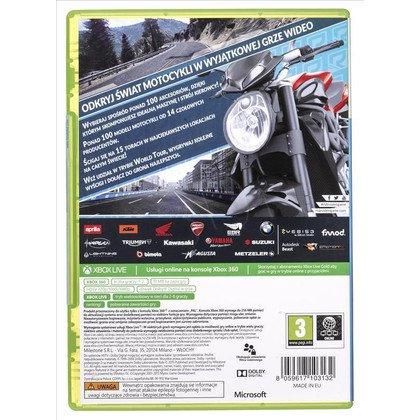 Gra Xbox 360 Ride
