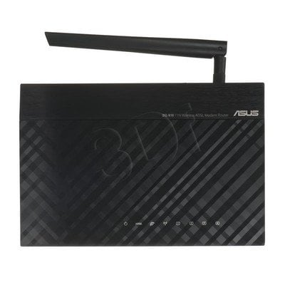 ASUS DSL-N10 ADSL WiFi N Router Diamond/ 5dBiantena