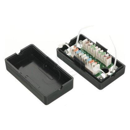 ALANTEC Box połączeniowy LSA UTP kat.5e