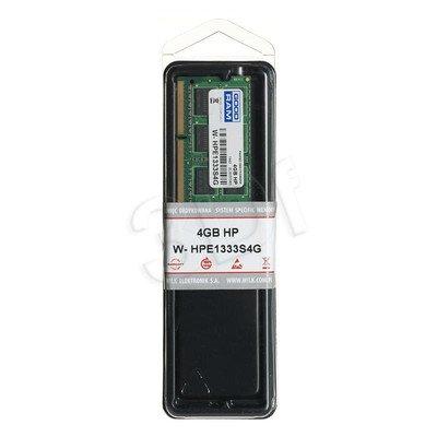 GOODRAM DED.NB W-HPE1333S4G 4GB 1333MHz DDR3