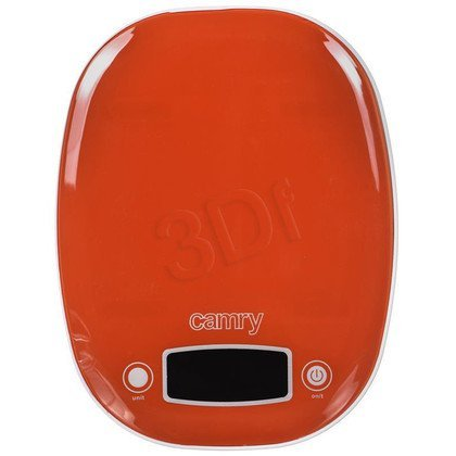 Waga Kuchenna Camry CR 3150 (Pomarańczowy)