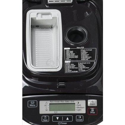 Wypiekacz do chleba Panasonic SD-ZB2512 ( Czarny-inox)