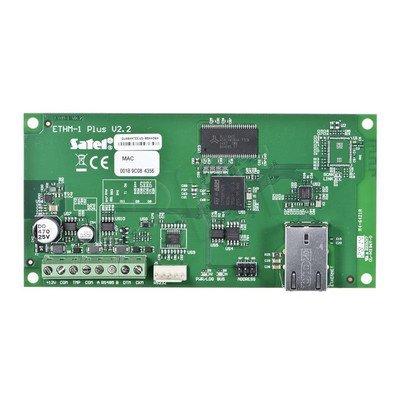 SATEL ETHM-1 Plus Ethernetowy moduł komunikacyjny