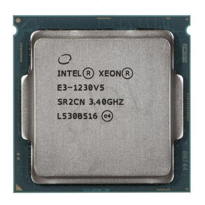 Procesor Intel Xeon E3-1230V5 3400MHz 1151 Box