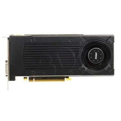MSI GeForce GTX 960 2048MB DDR5/128bit DVI/HDMI/DP PCI-E (1178/7010)