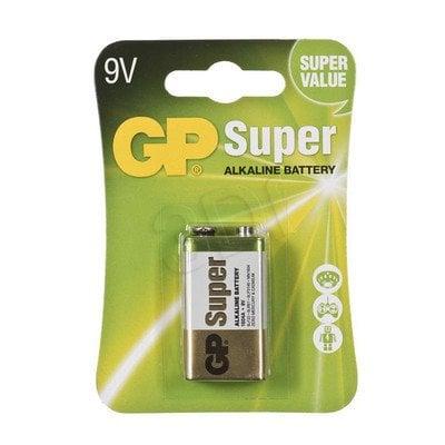 GP Bateria alkaiczna 6LF22 blister 1szt.