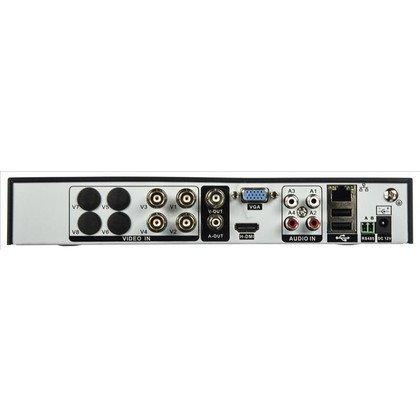 Rejestrator Hybrydowy Planet HDVR-430 Kamery IP,Analogowe (4 4)