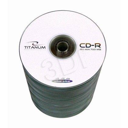 TITANUM CD-R 700MB/80min-Szpindel 100 52x