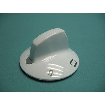 Pokrętło białe 4 funkcje piekarnika wskaźnik szara łezka PMG610.00/09.1672.01 SC1 (8034526)