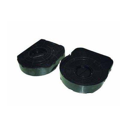 Filtr węglowy do okapu Whirpool (481248048154)
