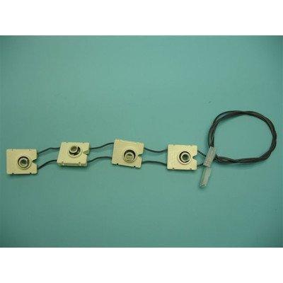 Zespół łączników zapal.4-pol. ZWPC4-16 (8021962)