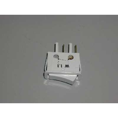 Łącznik oświetlenia biały (8001643)