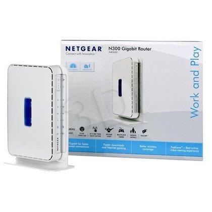 NETGEAR JNR3000-100PES Router WiFI N300 4p GEth