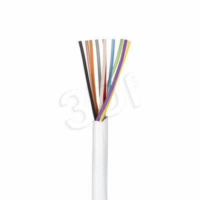 Madex kabel domofonowy, alarmowy YTDY 10x0,5 100m