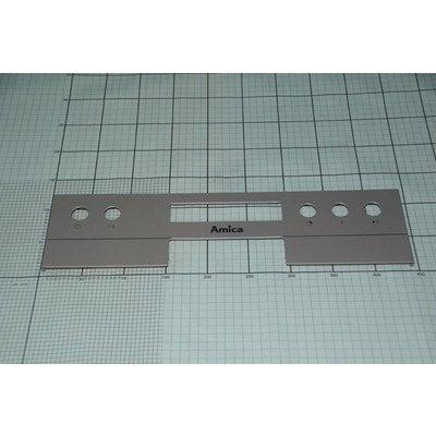 Wklejka panelu sterowania + taśma (1034550)