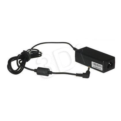 Zasilacz dedykowany do laptopa HP/COMPAQ 19.0V 1.58A 4.0*1.7 MINI z kablem zasilającym Quer