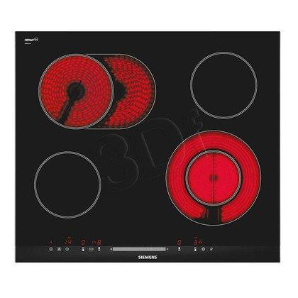 Płyta Ceramiczna Siemens ET 675MN11E (4-polowa Czarny)