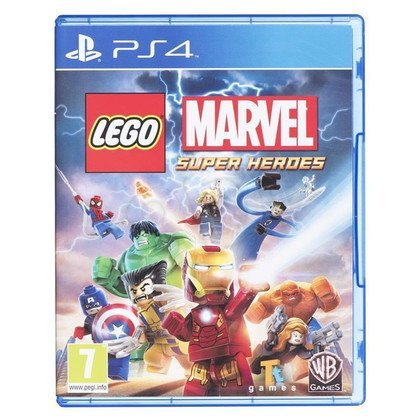 Gra PS4 LEGO Marvel Super Heroes
