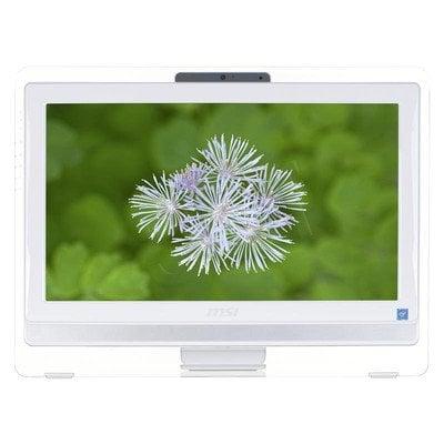 """Komputer All-in-One MSI PRO 20ET 4BW-003EU N3150 4GB 19,5"""" HD+ Multi-touch 500GB Intel HD W10P 2Y"""