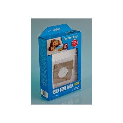 Worki Clatronic BS 1224/BS 1231 - 4 szt. + filtr (LMB02K)