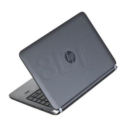 "HP HP 430 i5-5200U 4GB 13,3"" HD 128GB HD5500 LTE Win7P Win8.1P Czarno-srebrny K9J79EA (WYPRZEDAŻ) 1Y"