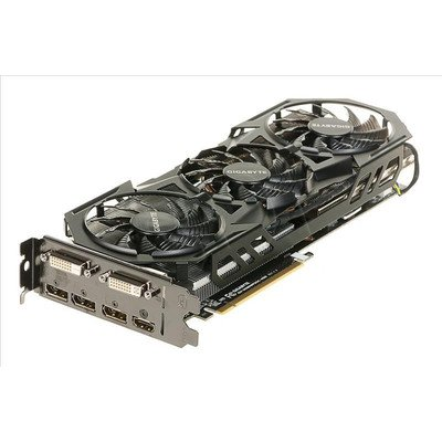 GIGABYTE GeForce GTX 980 4096MB DDR5/256bit DVI/HDMI PCI-E (1279/7000) (wer. OC - OverClock) (wentylator WindForce III)