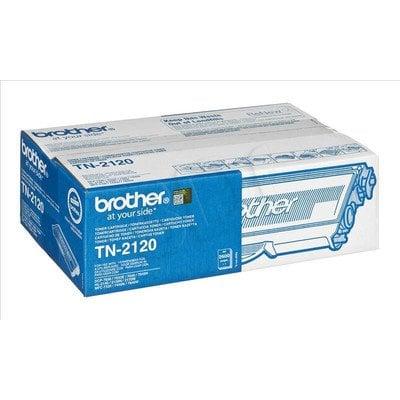 BROTHER Toner Czarny TN2120=TN-2120, 2600 str.