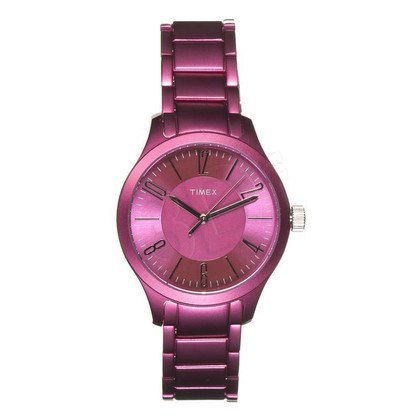 ZEGAREK TIMEX Aluminum Colors Pink