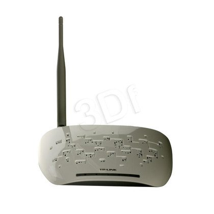 TP-LINK [TL-WA701NDv.2] Bezprzewodowy punkt dostępowy, standard N, 150Mb/s