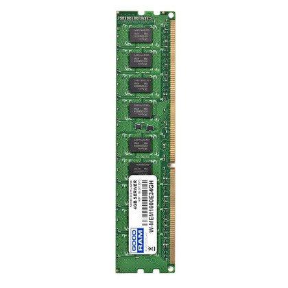Goodram W-MEM1600E34GH DDR3 DIMM 4GB 1600MT/s (1x4GB) ECC