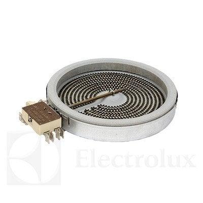 Promiennikowe pole grzejne o mocy 1200 W do płyty grzejnej (8996613335158)